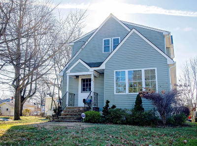 Freehold Single Family Home Under Contract: 9 Barkalow Avenue