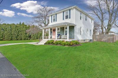 Brielle Single Family Home For Sale: 616 Park Avenue