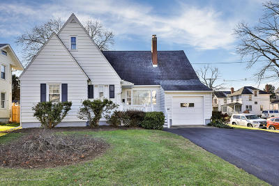 Freehold Single Family Home Under Contract: 20 Stokes Street