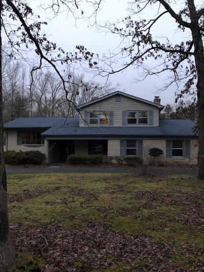 Monmouth County Single Family Home For Sale: 196 Belmar Boulevard