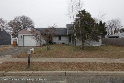 Ocean County Single Family Home For Sale: 12 James Hollow Drive