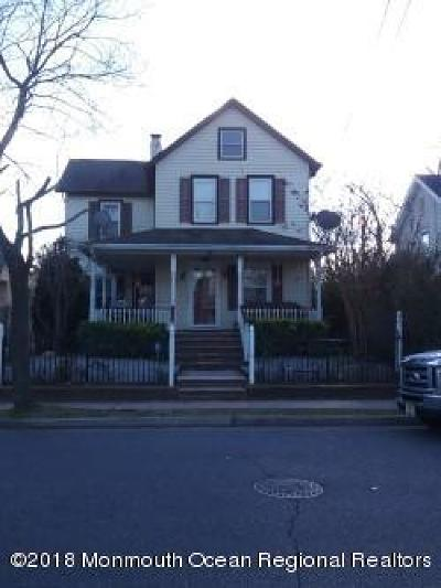 Red Bank Single Family Home For Sale: 9 Bank Street