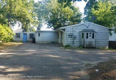 Toms River Single Family Home For Sale: 109 Division Street