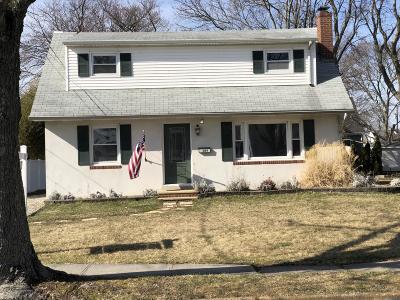 Point Pleasant Single Family Home For Sale: 309 Washington Avenue