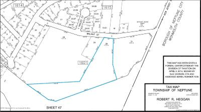 Neptune Township Residential Lots & Land For Sale: 107 Walnut Street