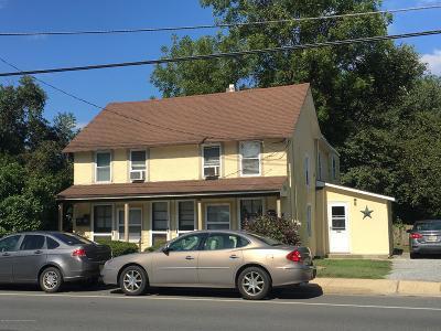 Multi Family Home For Sale: 21-23-25 Maple Avenue