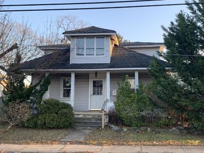 West Long Branch Single Family Home For Sale: 26 Wall Street