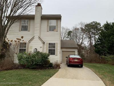 Condo/Townhouse Under Contract: 23 Timberline Drive