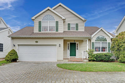 Avon-by-the-sea, Belmar, Bradley Beach, Brielle, Manasquan, Spring Lake, Spring Lake Heights Single Family Home For Sale: 920 Allaire Road