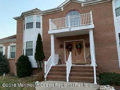Millstone Single Family Home For Sale: 2 Fitzpatrick