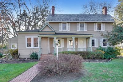 Avon-by-the-sea, Belmar, Bradley Beach, Brielle, Manasquan, Spring Lake, Spring Lake Heights Single Family Home For Sale: 1215 New Brunswick Avenue