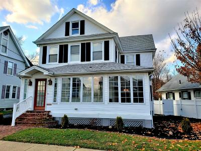 Point Pleasant Single Family Home Under Contract: 903 Arnold Avenue