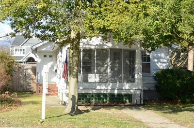 Spring Lake Single Family Home For Sale: 716 Wall Road