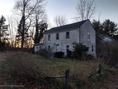 Marlboro Single Family Home For Sale: 6 Boundary Road