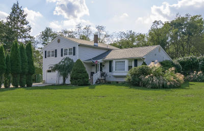 Neptune Single Family Home For Sale: 25 Jumping Brook Road