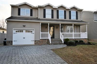 Point Pleasant Single Family Home For Sale: 2220 Rogers Road
