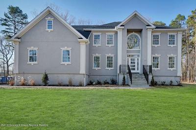 Howell Single Family Home For Sale: 23 Bock Boulevard
