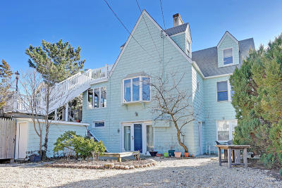 Lavallette Single Family Home For Sale: 4 New Jersey Avenue