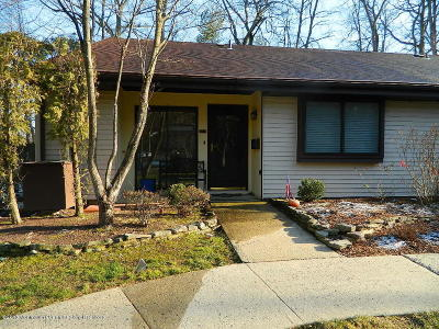Manalapan Adult Community Under Contract: 157 Cross Slope Court #A
