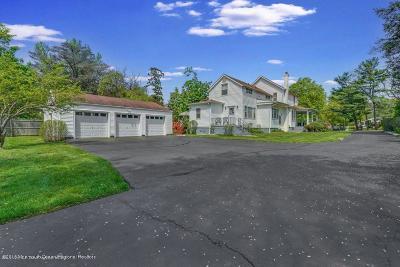 Eatontown Single Family Home For Sale: 58 Tinton Avenue