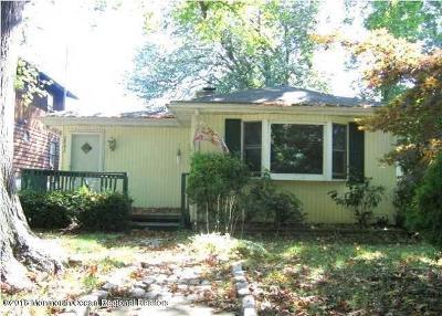 Single Family Home For Sale: 2002 N Wanamassa Drive