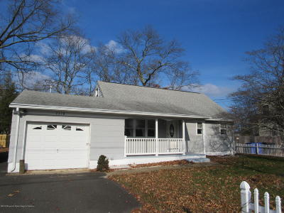 Ocean County Single Family Home For Sale: 2318 2nd Avenue