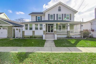 Avon-by-the-sea, Belmar, Bradley Beach, Brielle, Manasquan, Spring Lake, Spring Lake Heights Single Family Home For Sale: 10 Pearce Avenue