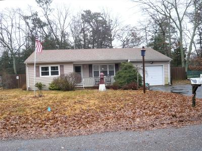 Ocean County Single Family Home For Sale: 421 Glenwood Drive