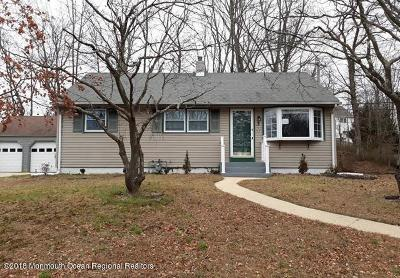 Neptune Single Family Home For Sale: 3 Willow Drive