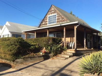 Belmar, Belmar Boro, Lake Como Single Family Home For Sale: 322 New Bedford Road