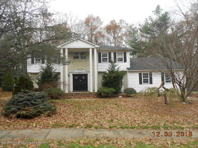 Monmouth County Single Family Home For Sale: 13 Churchill Court