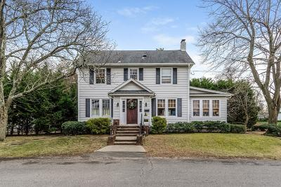 Monmouth County Single Family Home For Sale: 6 Cooney Terrace