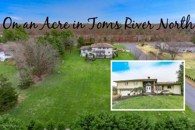 Toms River Single Family Home For Sale: 1642 Todd Road