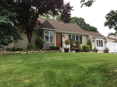 Hazlet Single Family Home Under Contract: 18 Bedle Road