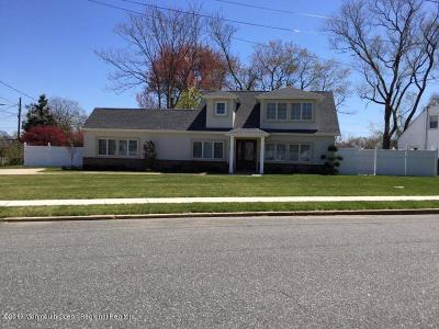 Long Branch Single Family Home For Sale: 202 Lockwood Avenue