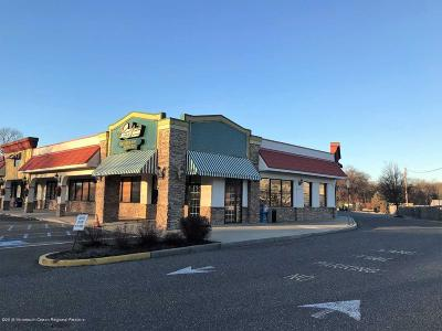 Wall Commercial Lease For Lease: 2027 Route 35