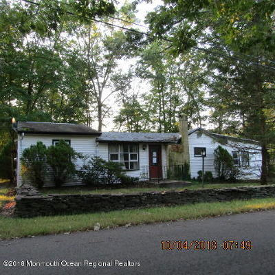 Howell Single Family Home For Sale: 27 Flannigan Drive
