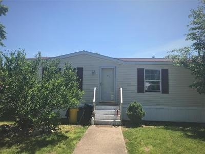 Jackson Single Family Home For Sale: 601 6th Street