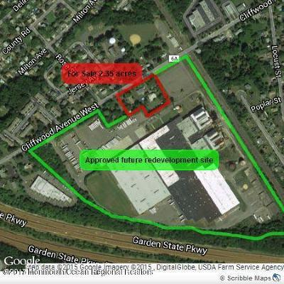 Residential Lots & Land For Sale: 193 Cliffwood Avenue