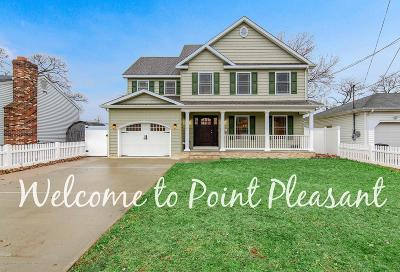 Point Pleasant Single Family Home For Sale: 2231 Foster Road