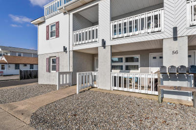 Seaside Park Condo/Townhouse Under Contract: 56 Decatur Avenue #Unit 1