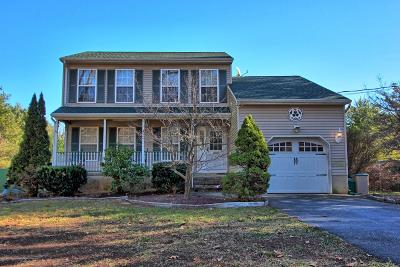 Jackson Single Family Home Under Contract: 689 Burke Road