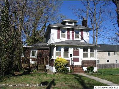 Fair Haven Single Family Home For Sale: 33 Cedar Avenue