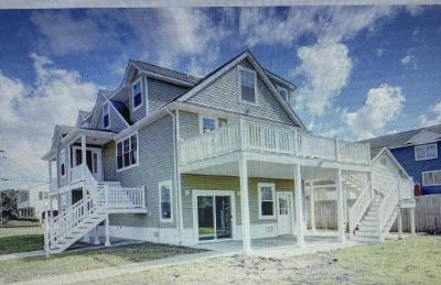 Point Pleasant Single Family Home For Sale: 46 Niblick Street