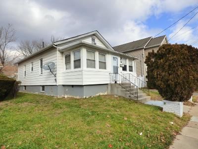 Single Family Home For Sale: 1509 10th Avenue