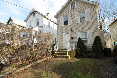 Freehold Single Family Home Under Contract: 38 Conover Street