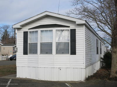 Hazlet Single Family Home For Sale: 85 Ruth Street