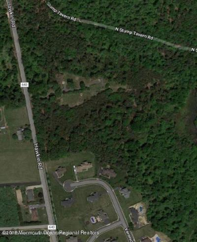 Jackson Single Family Home For Sale: Hawkin Road