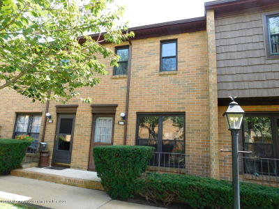 Red Bank Condo/Townhouse Continue To Show: 321 Spring Street #19