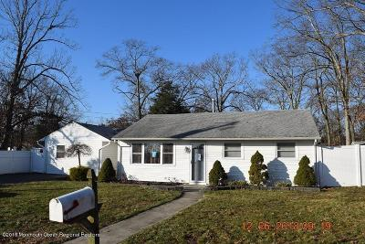 Toms River Single Family Home Under Contract: 548 Sica Lane